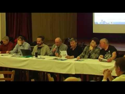 Poslední video ze zasedání