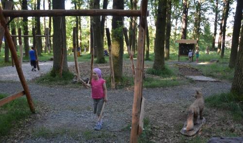ZOO Ždírec - lesní park pro děti