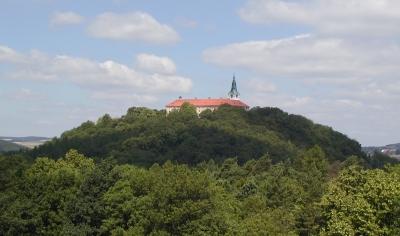 Prohlídky zámku Zelená Hora