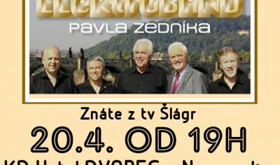 Elektroband Pavla Zedníka