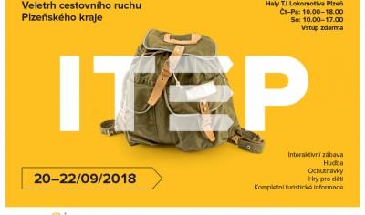 Veletrh cestovního ruchu ITEP Plzeň