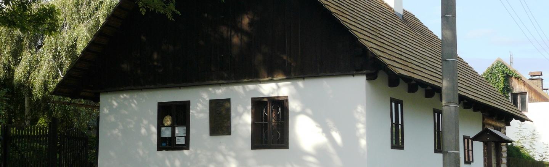 Plánice - Rodný dům Františka Křižíka