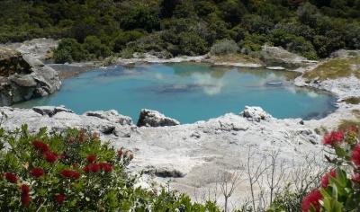 Promítání filmu a fotografií Nový Zéland - 1. díl (Severní ostrov)