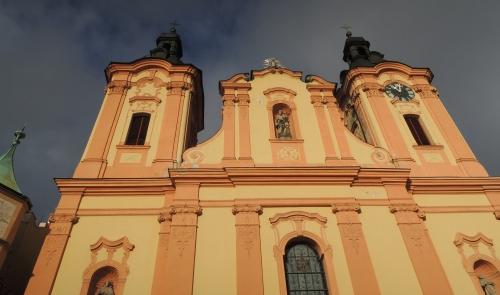 The Church of St. John of Nepomuk