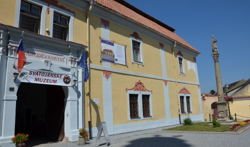 The Museum of St. John of Nepomuk
