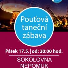 Sokolovna_Poutova_zabava