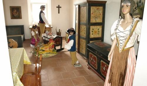 Folk Costume Museum in Žinkovice