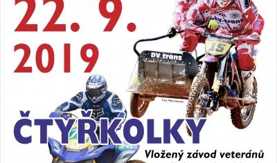 Mezinárodní mistrovství ČR sajdkárkros a čtyřkolek