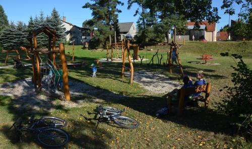 Kinderspielplatz  Zelený Důl