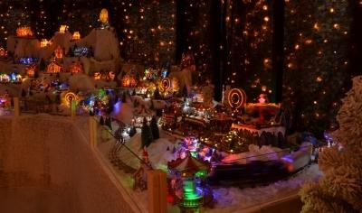 zájezd do Vánočního domu v  Karlových Varech