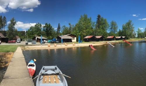 Kemp Nový rybník a restaurace Koliba
