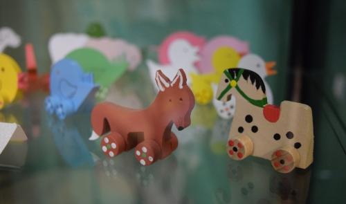 Muzeum hraček Skašovská hračka