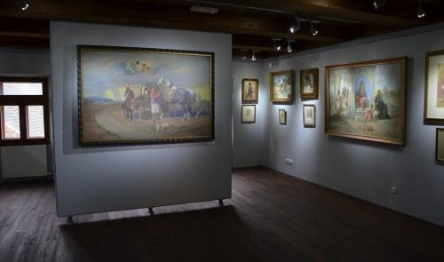 Rodný dům malíře Augustina Němejce