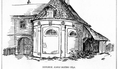 Bývalá kaple Božího Těla