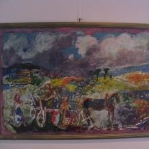 Jiri Karmazin -vystava obrazu v Mest. muzeu  24.06.07 v Blatn__ 045