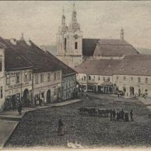 náměstí Nepomuk