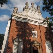 Kostel Kralovice